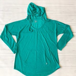 Old navy women's medium hooded pullover top